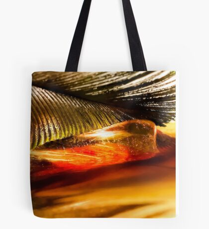 Love's Fire Tote Bag