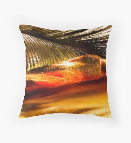 Love's Fire Throw Pillow
