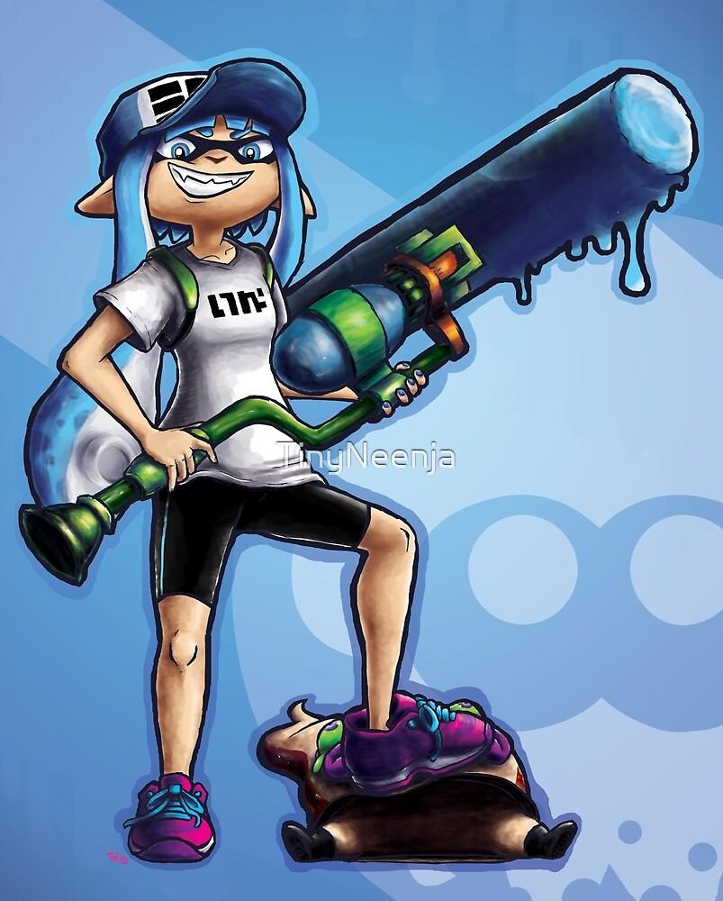 Squids Rule! by TinyNeenja