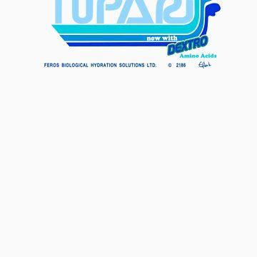 Tupari Logo Blue by efleck