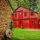 The Saw Mill by Debra Fedchin