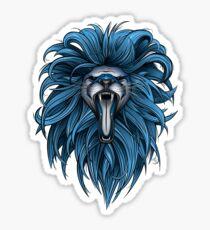 Detroit Roar Sticker