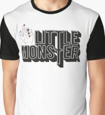 Little Monster Paws Up Graphic T-Shirt