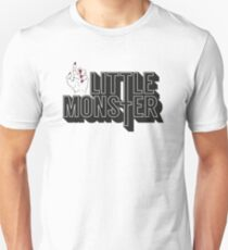 Little Monster Paws Up Unisex T-Shirt