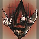 Red Pyramid Thing by TinyNeenja