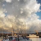 Receeding storm  by StephenRB