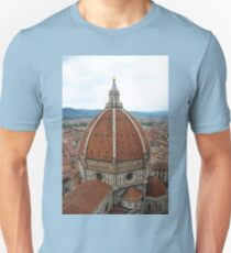 Il Duomo Cathedral Florence Unisex T-Shirt