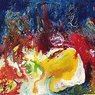 An Explosion of Color by Faith Magdalene Austin