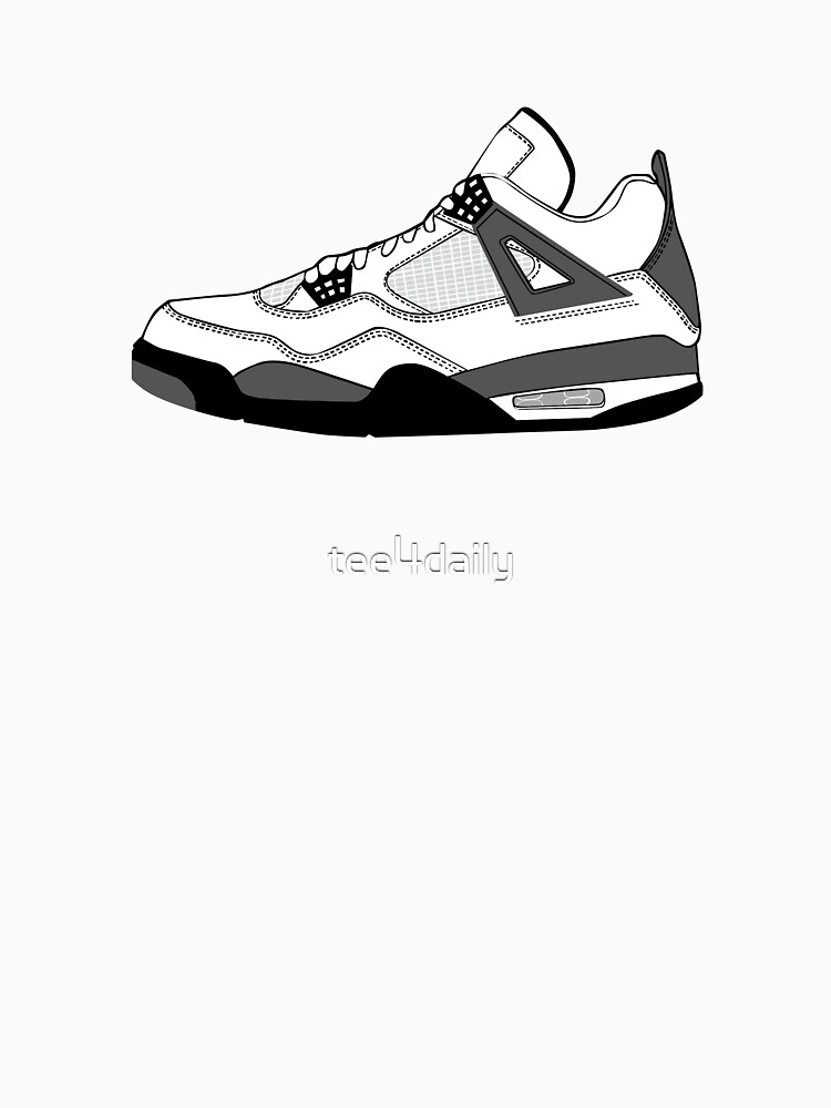 J4 White Cement by tee4daily