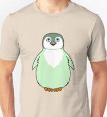 Light Green Baby Penguin Unisex T-Shirt