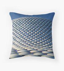 Selfridges, The Bullring, Birmingham, UK Throw Pillow