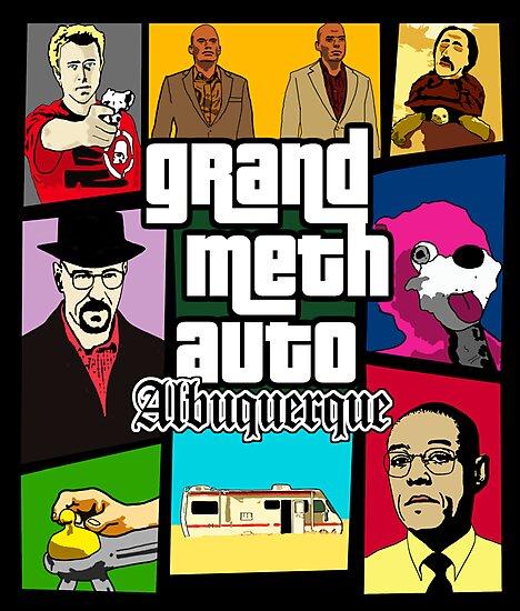 Grand Meth Auto by Sacana