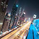 City of Lights by Sebastian Opitz