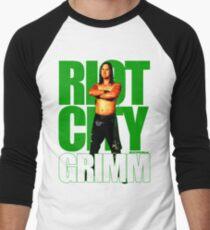 Grimm Men's Baseball ¾ T-Shirt