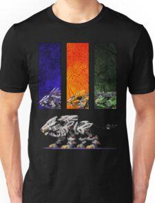 Liger Zero + CAS Unisex T-Shirt