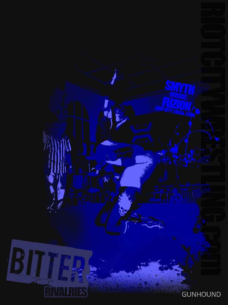 Bitter Rivals 1: Smyth V FuZion circa: 2008 by GUNHOUND