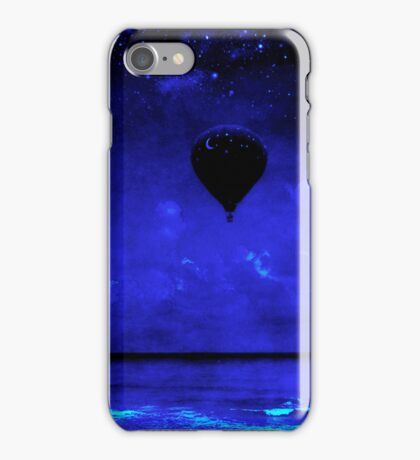 Out Of The Night iPhone Case/Skin