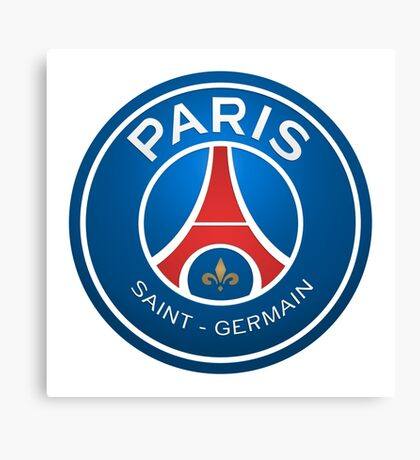 Paris Saint-Germain F.C. Canvas Print
