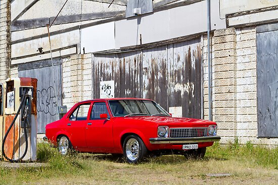 Dave Andrews' Holden Torana by HoskingInd