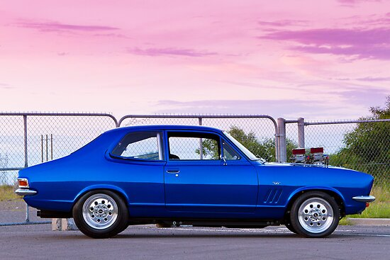 Adrian Coulter's LJ Holden Torana by HoskingInd