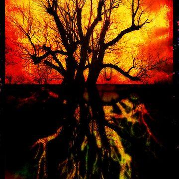 Tree Spirit by ronmoss