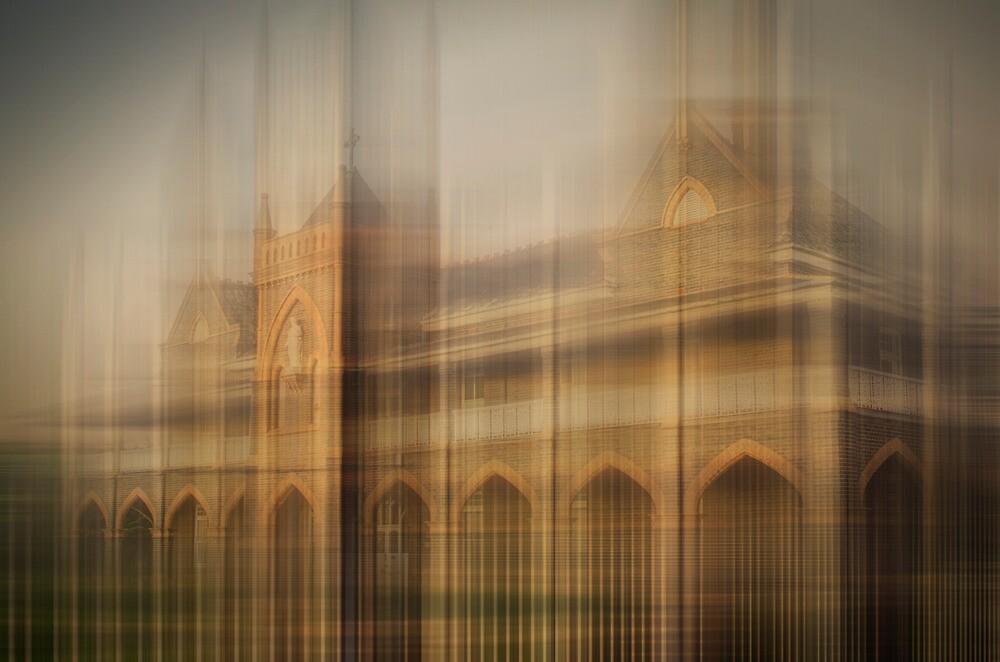 Convent by Carol Knudsen