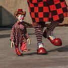 Let's walk by Jacek Nazim
