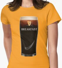 Irish Breakfast... Womens Fitted T-Shirt