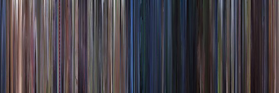 Moviebarcode: Jurassic Park (1993) by moviebarcode