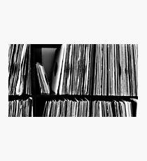 Vinyl Player Photographic Print