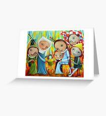 Nannies Greeting Card
