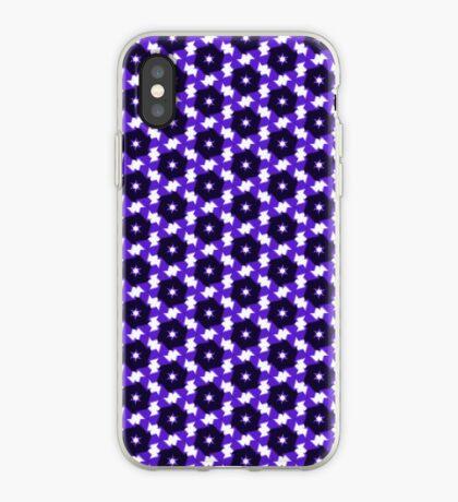 Purple Shock iPhone case iPhone Case