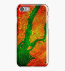 Red New York Eagle Nebula iPhone Case/Skin