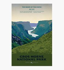 Gros Morne National Park Photographic Print
