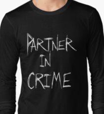 Partner in Crime DARK Long Sleeve T-Shirt