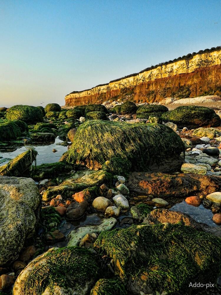 The Cliffs at Hunstanton by Addo-pix