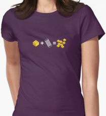 Legoperations 3 Womens Fitted T-Shirt