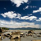 Cairns across Trinity Inlet by Chris Cohen