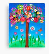 Tree of Life I Canvas Print