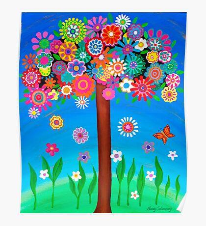 Tree of Life I Poster