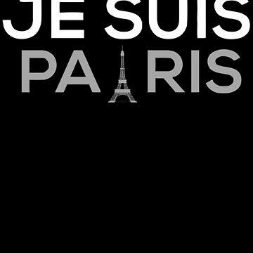 Je Suis Paris by swapo