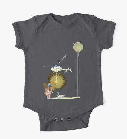 flying light Kids Clothes