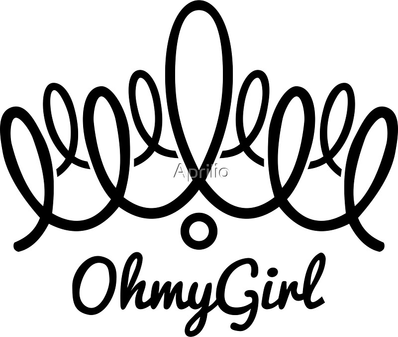 oh my girl logo ...Iphone 5 Transparent Png