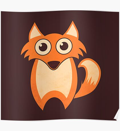 Lil' Fox  Poster