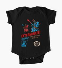 ExtermiNES! One Piece - Short Sleeve