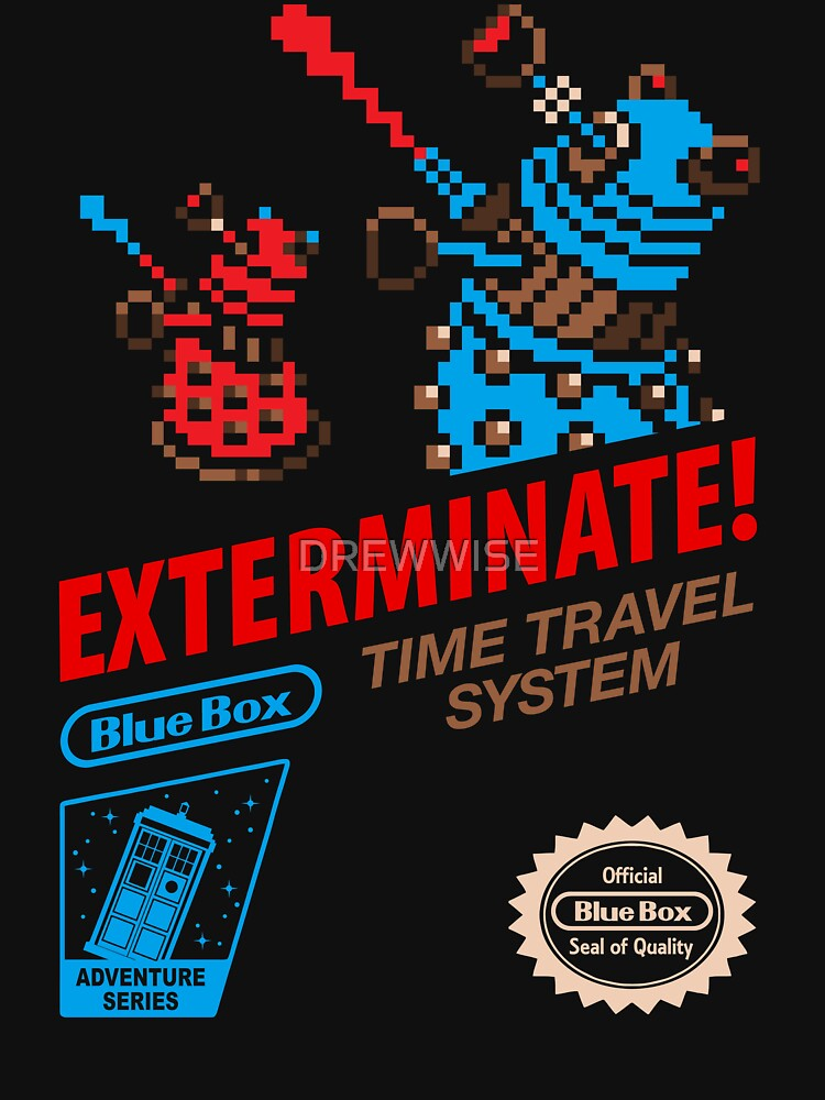 ExtermiNES! by DREWWISE