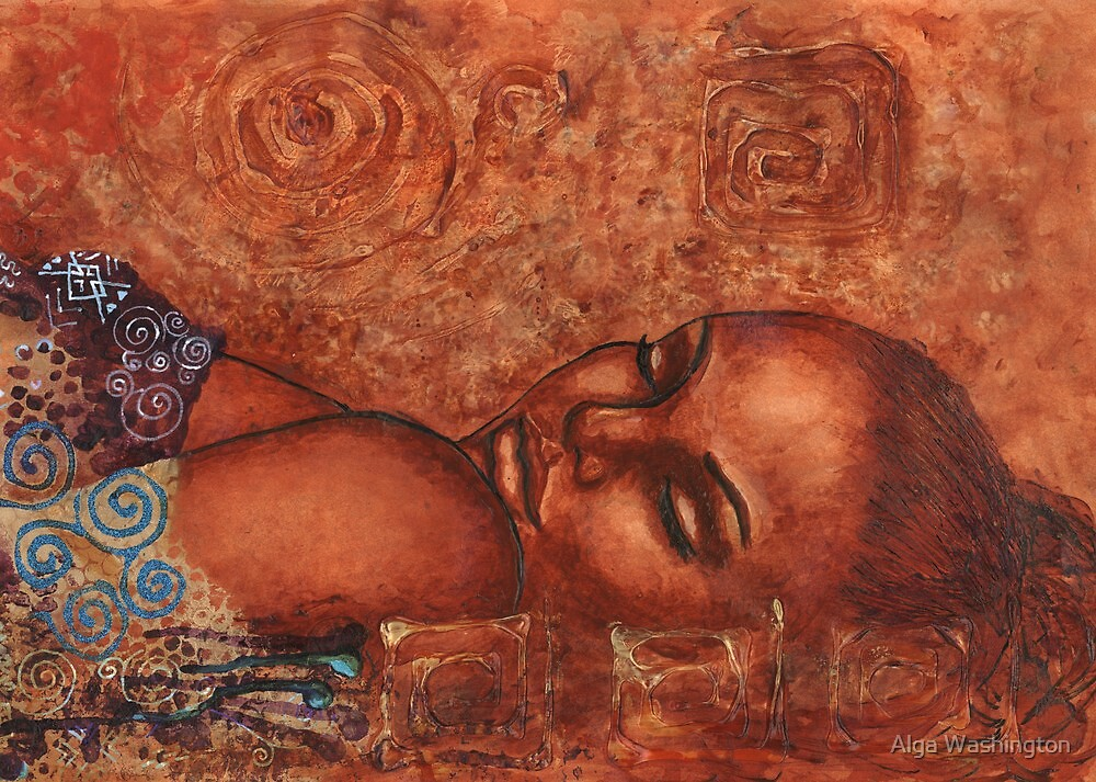 Sweet Dreams by Alga Washington
