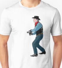 super 8 cowboy Unisex T-Shirt