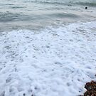 Climping Beach White Wash by mdench