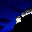 Twilight Castle by dgscotland